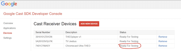Chromecast debugging 2